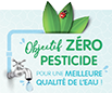 Logo zéro pesticides
