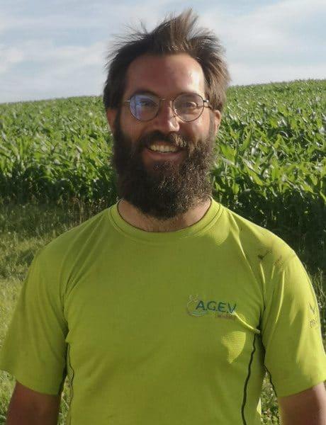 Antoine Morin technicien en génie écologique